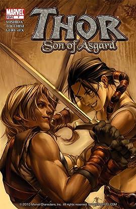 Thor: Son of Asgard #7