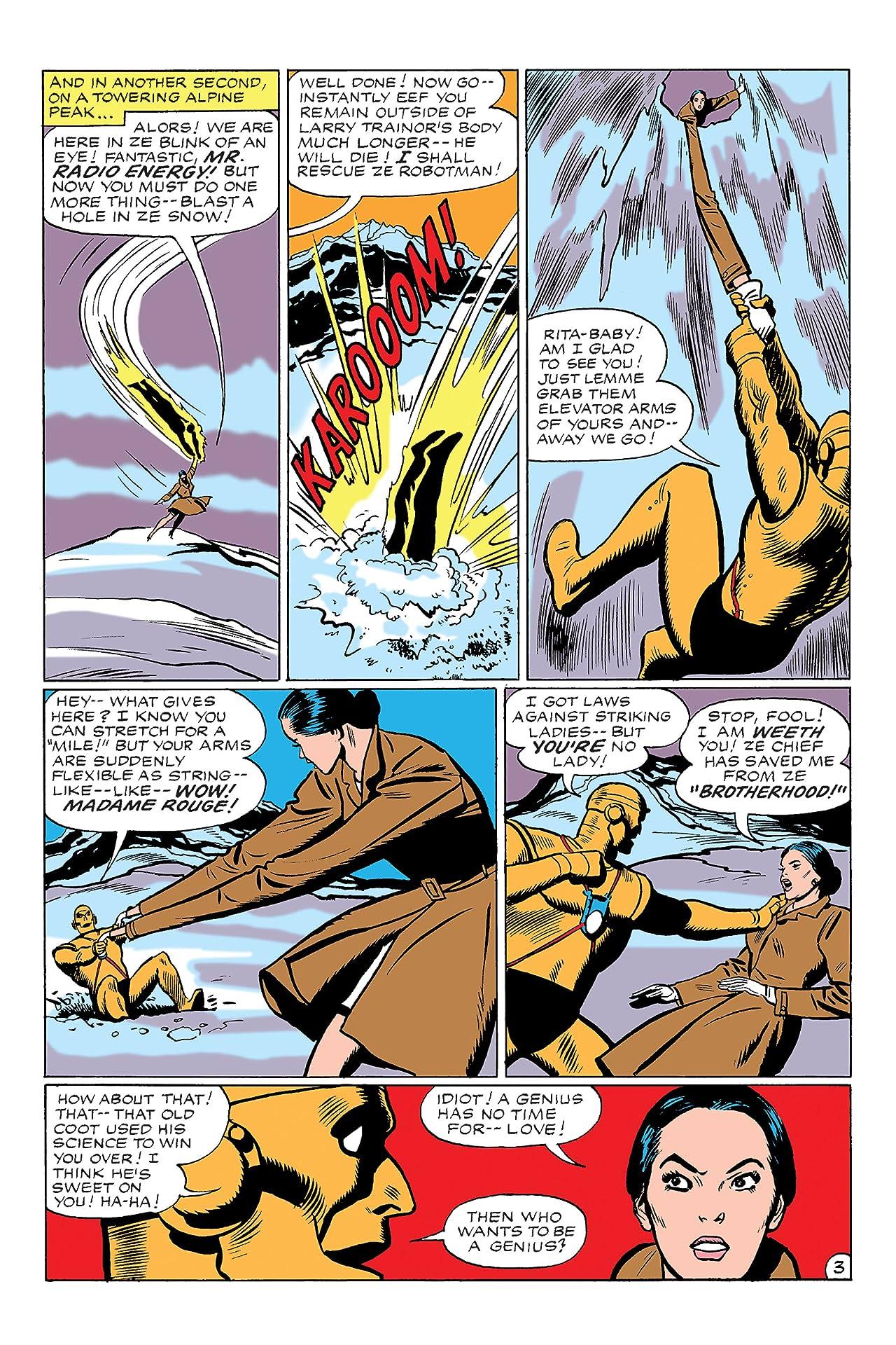 Doom Patrol (1964-1968) #116