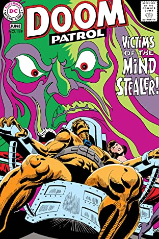 Doom Patrol (1964-1968) #119
