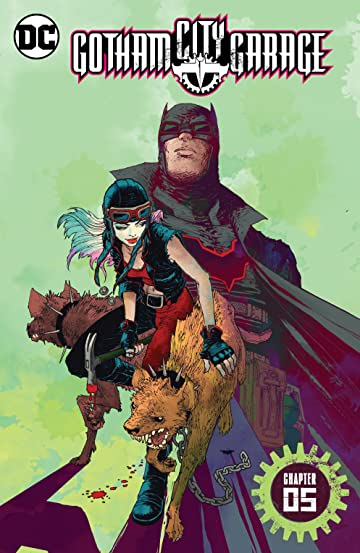 Gotham City Garage (2017-) #5