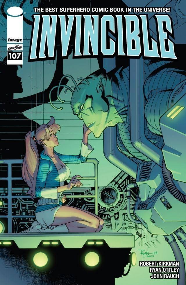 Invincible #107
