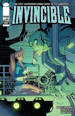 Invincible No.107