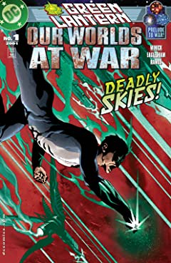 Green Lantern: Our Worlds at War (2001) #1