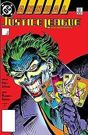 Justice League International (1987-1989) Annual #2