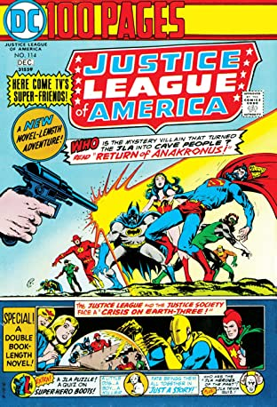 Justice League of America (1960-1987) #114