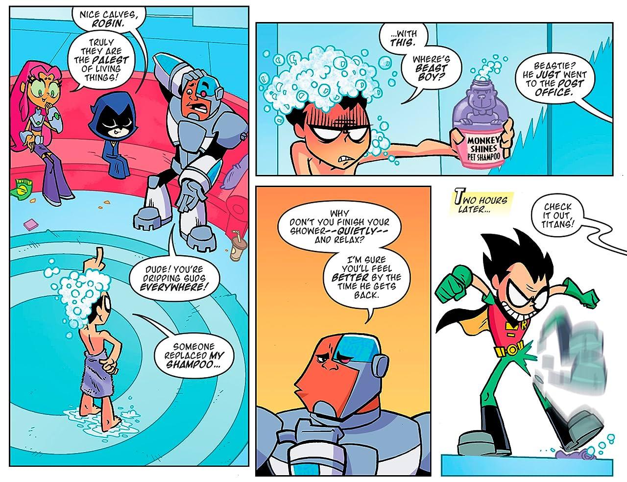 Teen Titans Go! (2013-) #48