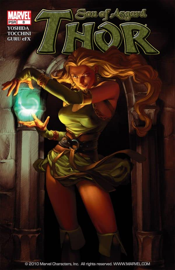 Thor: Son of Asgard #8