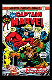 Captain Marvel (1968-1979) #35