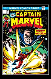 Captain Marvel (1968-1979) #36