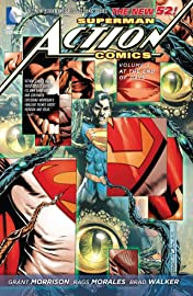 Superman - Action Comics (2011-) Vol. 3: At The End Of Days