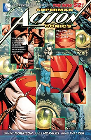 Superman - Action Comics (2011-2016) Tome 3: At The End Of Days