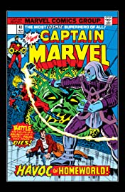 Captain Marvel (1968-1979) #41