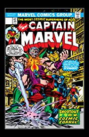 Captain Marvel (1968-1979) #42