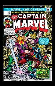 Captain Marvel (1968-1979) #42
