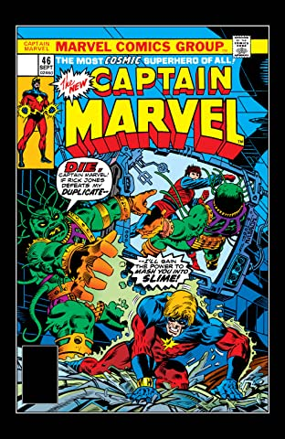 Captain Marvel (1968-1979) #46