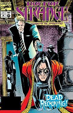 Doctor Strange: Sorcerer Supreme (1988-1996) #77