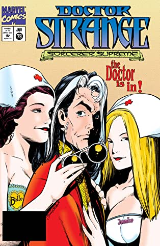 Doctor Strange: Sorcerer Supreme (1988-1996) #78