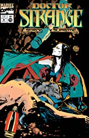 Doctor Strange: Sorcerer Supreme (1988-1996) #79