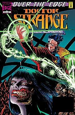 Doctor Strange: Sorcerer Supreme (1988-1996) #81