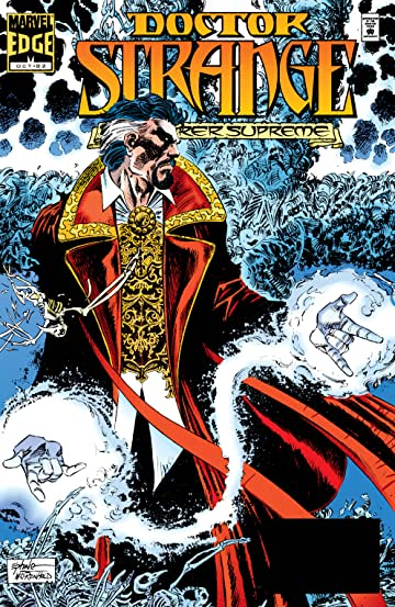 Doctor Strange: Sorcerer Supreme (1988-1996) #82