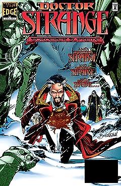 Doctor Strange: Sorcerer Supreme (1988-1996) #84