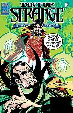Doctor Strange: Sorcerer Supreme (1988-1996) #85