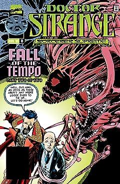 Doctor Strange: Sorcerer Supreme (1988-1996) #89