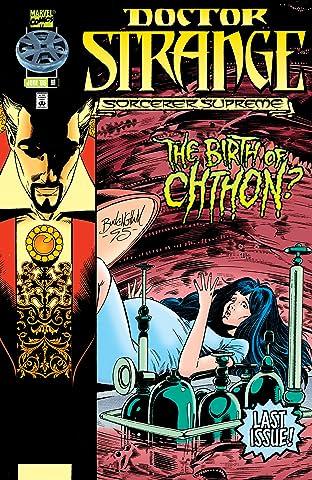 Doctor Strange: Sorcerer Supreme (1988-1996) #90