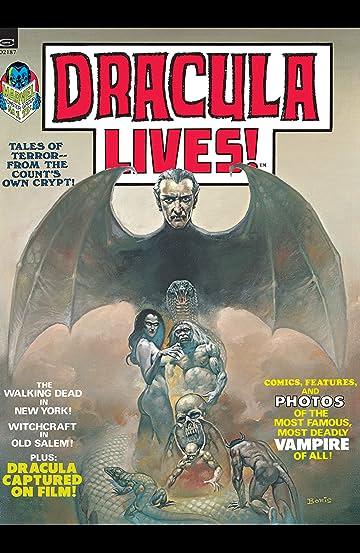 Dracula Lives! (1973-1975) #1