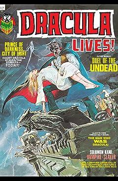 Dracula Lives! (1973-1975) #3