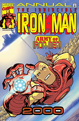 Iron Man Annual 2000 #1