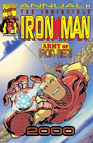 Iron Man Annual 2000 #1