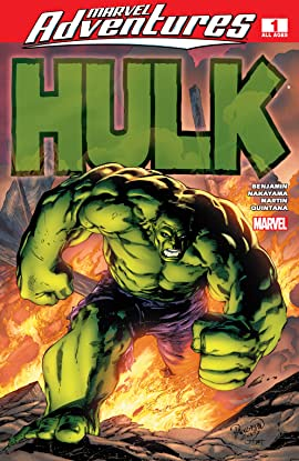 Marvel Adventures Hulk (2007-2008) #1