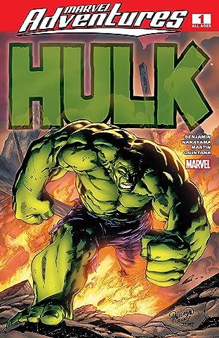 Marvel Adventures Hulk (2007-2008) No.1