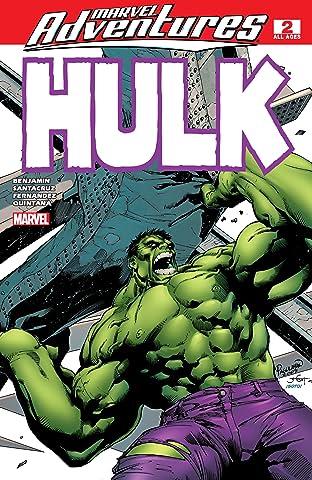 Marvel Adventures Hulk (2007-2008) No.2