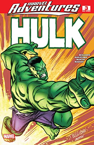 Marvel Adventures Hulk (2007-2008) #3