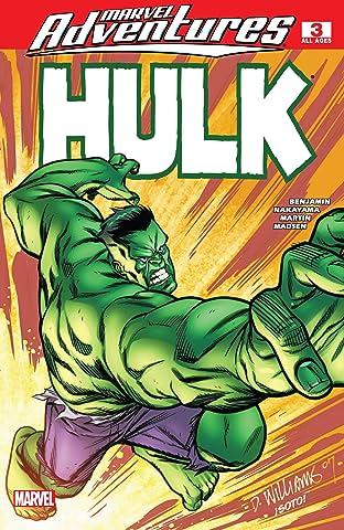 Marvel Adventures Hulk (2007-2008) No.3