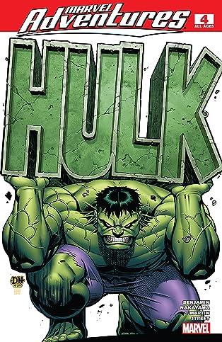 Marvel Adventures Hulk (2007-2008) #4