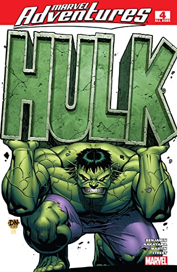 Marvel Adventures Hulk (2007-2008) #4