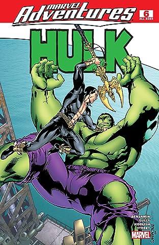 Marvel Adventures Hulk (2007-2008) No.6