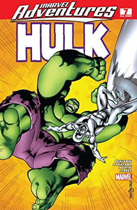 Marvel Adventures Hulk (2007-2008) #7