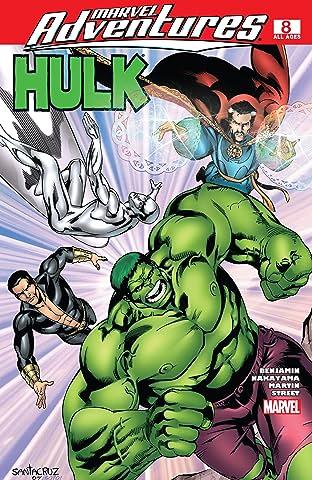 Marvel Adventures Hulk (2007-2008) No.8