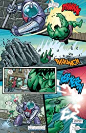 Marvel Adventures Hulk (2007-2008) #8
