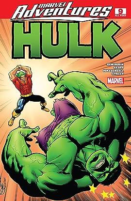 Marvel Adventures Hulk (2007-2008) #9