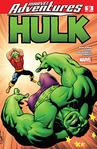 Marvel Adventures Hulk (2007-2008) No.9