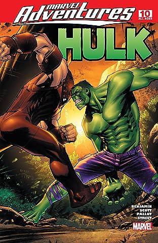 Marvel Adventures Hulk (2007-2008) No.10
