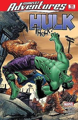 Marvel Adventures Hulk (2007-2008) #11