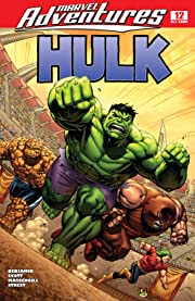 Marvel Adventures Hulk (2007-2008) #12
