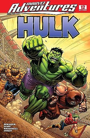 Marvel Adventures Hulk (2007-2008) No.12