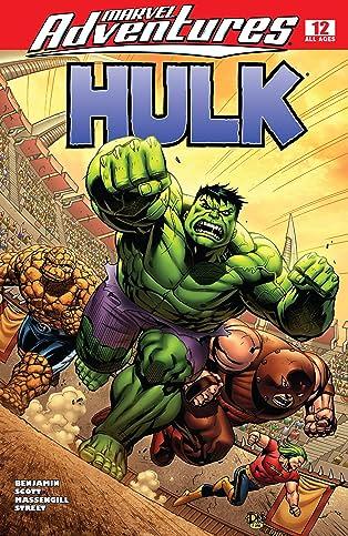 Marvel Adventures Hulk (2007-2008) #12